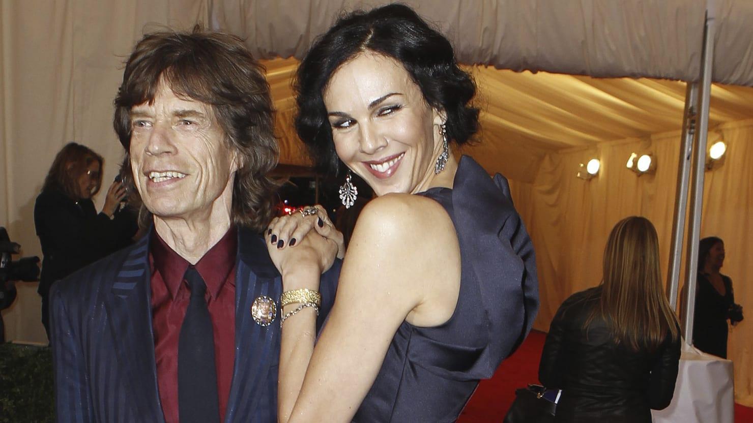 Jagger mick starts lwren scott scholarship fund best photo