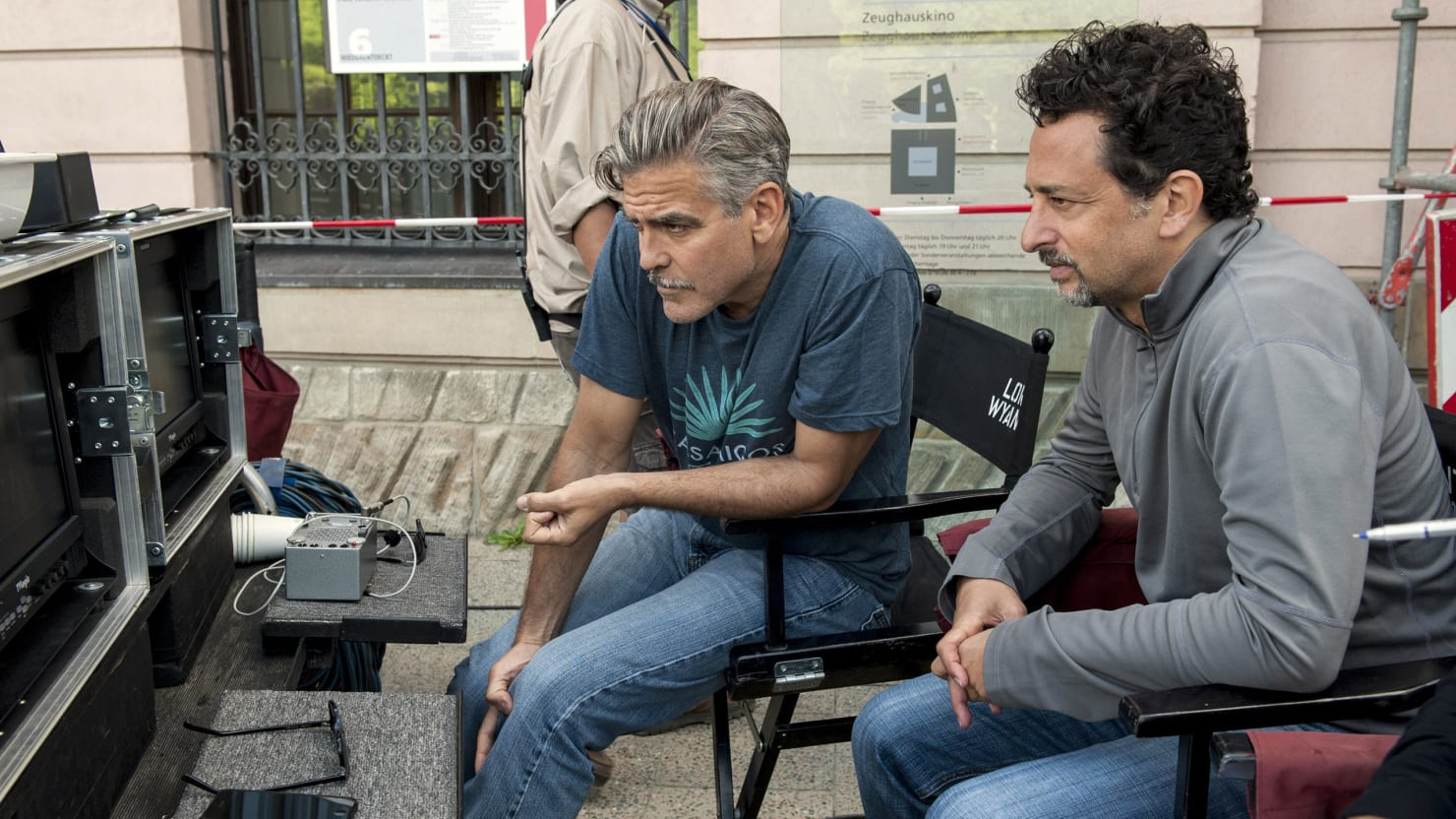 Grant Heslov Is the Robin to George Clooney's Batman