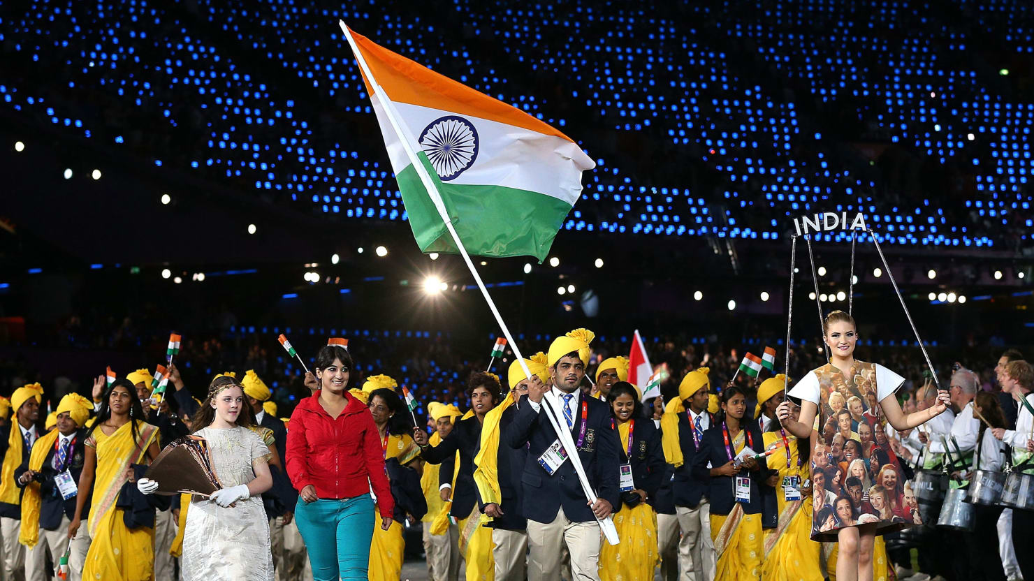India's Olympic Mess: Why You Won't See the Nation's Flag in Sochi