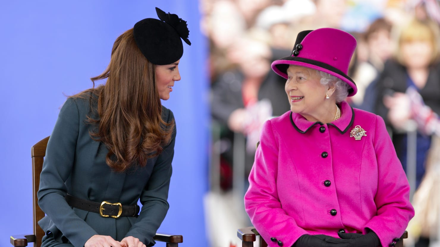 Queen Elizabeth Orders Makeover for Kate Middleton; Downton Abbey's Lady Mary Wedding Tiara Available for Rent