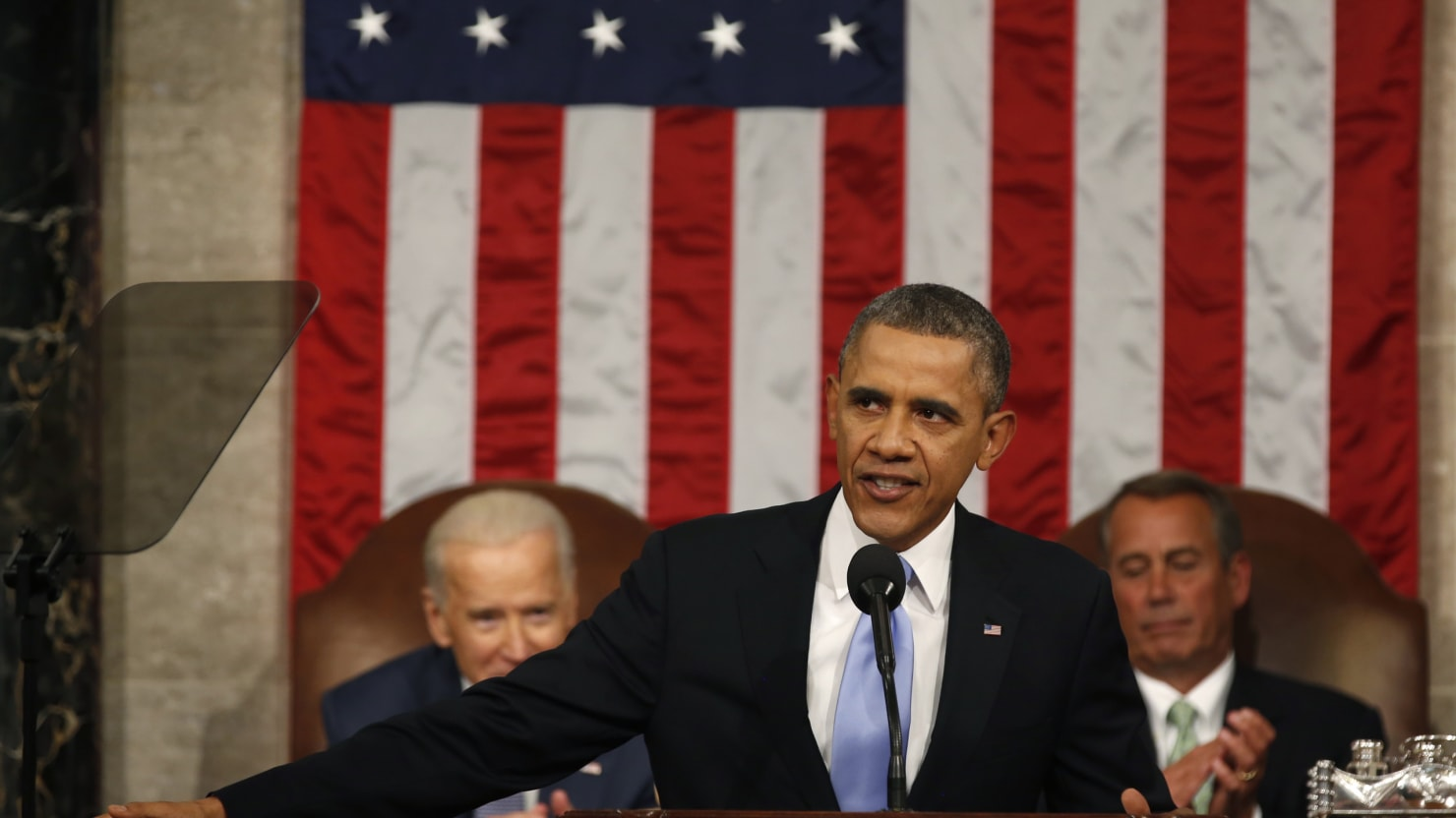 Obama's 34 Words That Matter Most