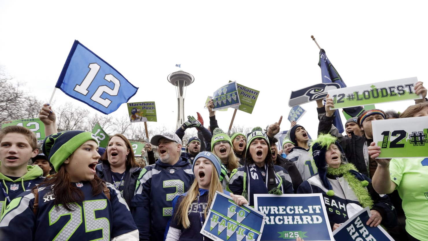 Want a Super Bowl Boost for the Economy? Root for Seattle.