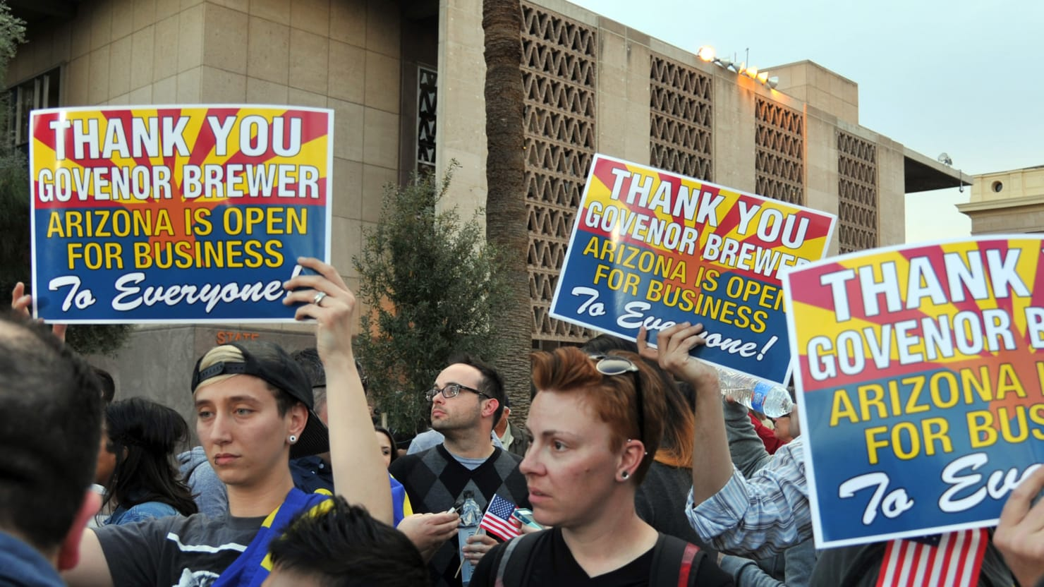 It's Still Legal to Fire Gays in Arizona