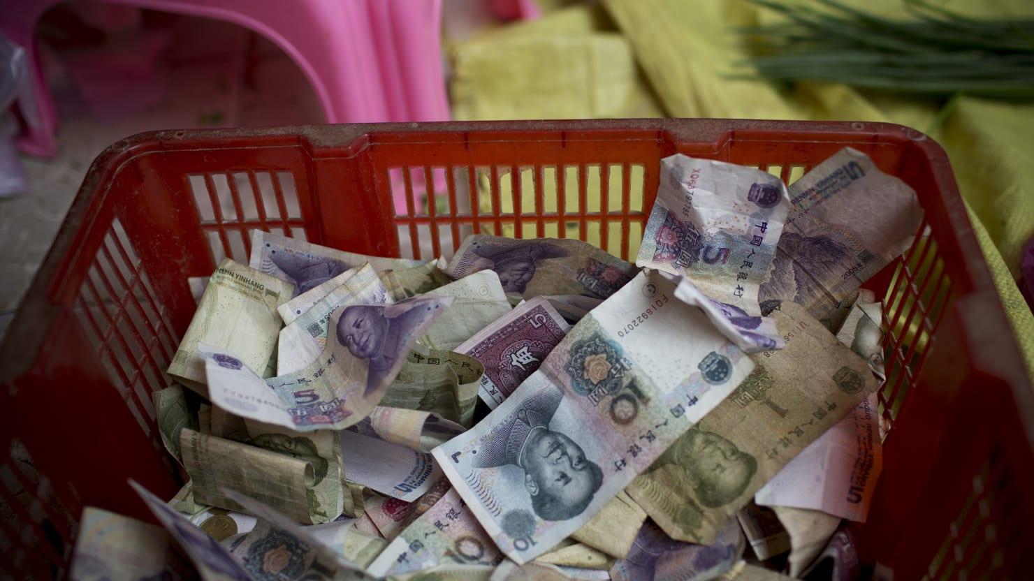 Inside Chinas Underground Black Market Banks Wiring Money Meaning