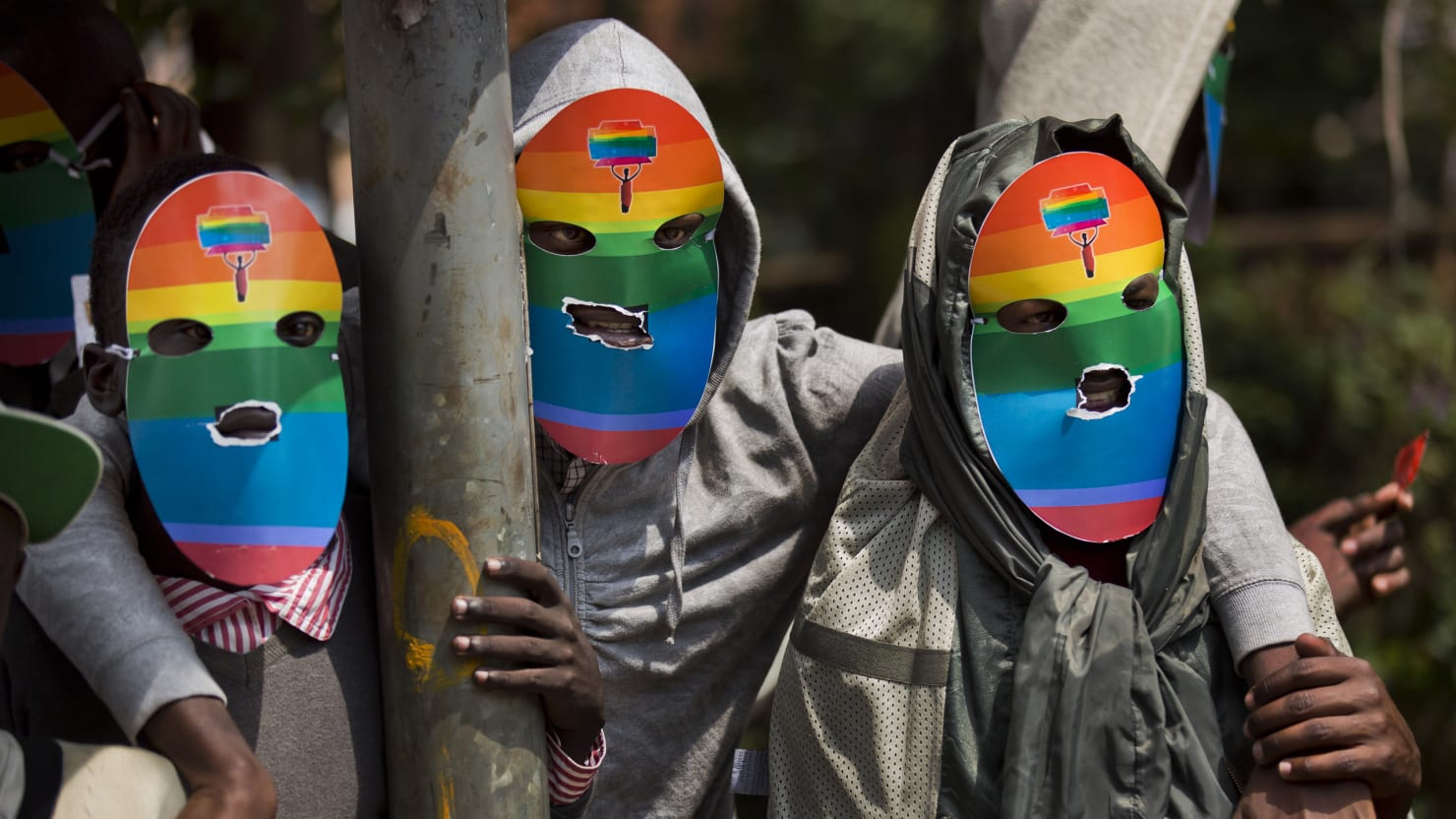 Hillary, 'The Family' And Uganda's Anti-Gay Christian Mafia