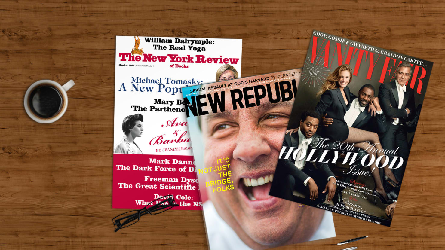 The Daily Beast's Best Longreads, February 22, 2014