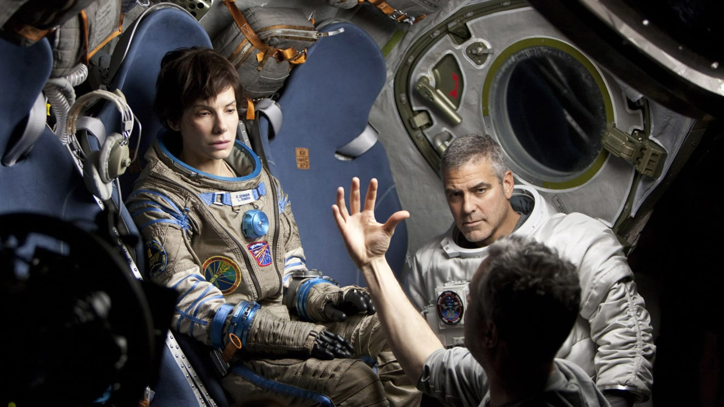 Alfonso Cuarón On 'Gravity,' Creationists, and Bonding with Sandra Bullock Over Divorce