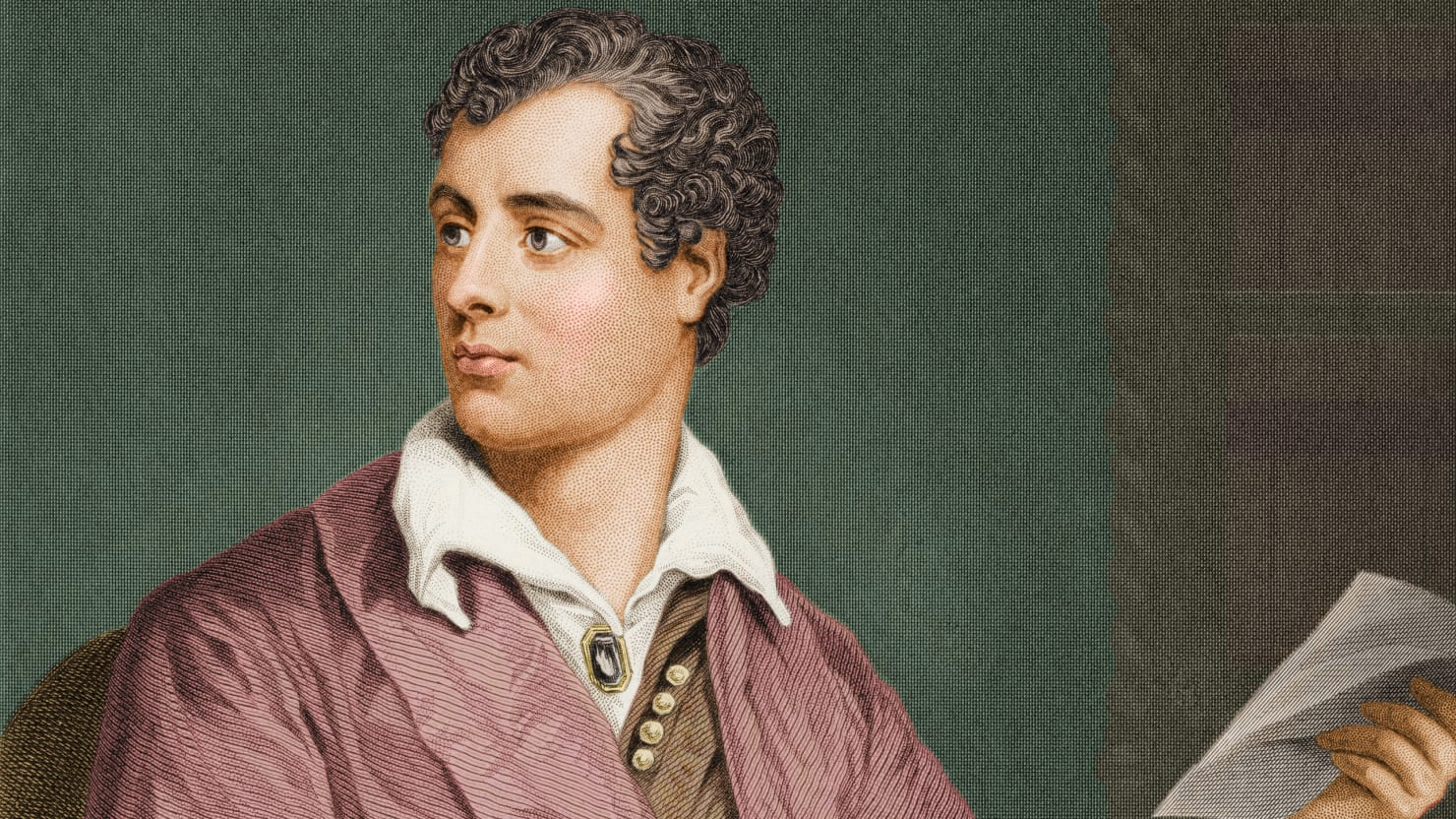 Poet and Rake, Lord Byron Was Also an Interventionist With Brains and Savvy