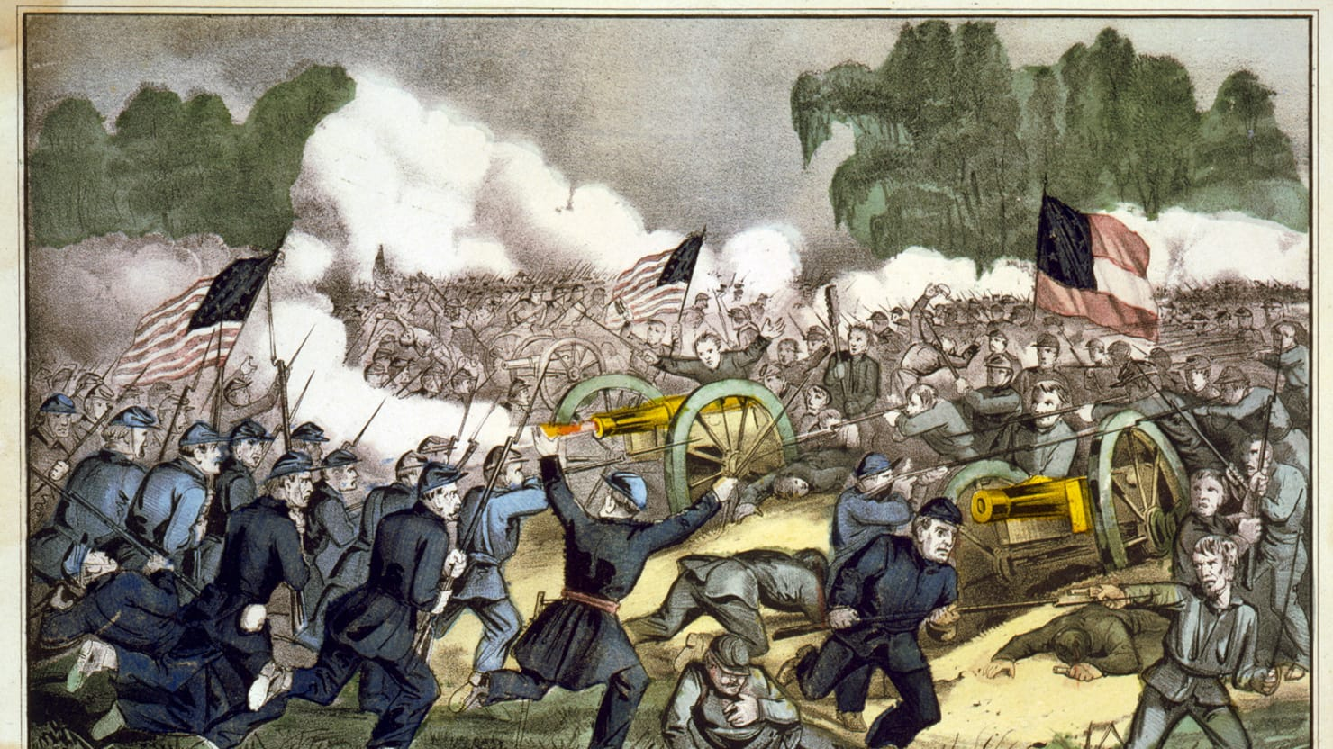 american civil war and high ground With the efforts of the african american civil war memorial freedom foundation  please join the rally on the high ground and answer this call for help.