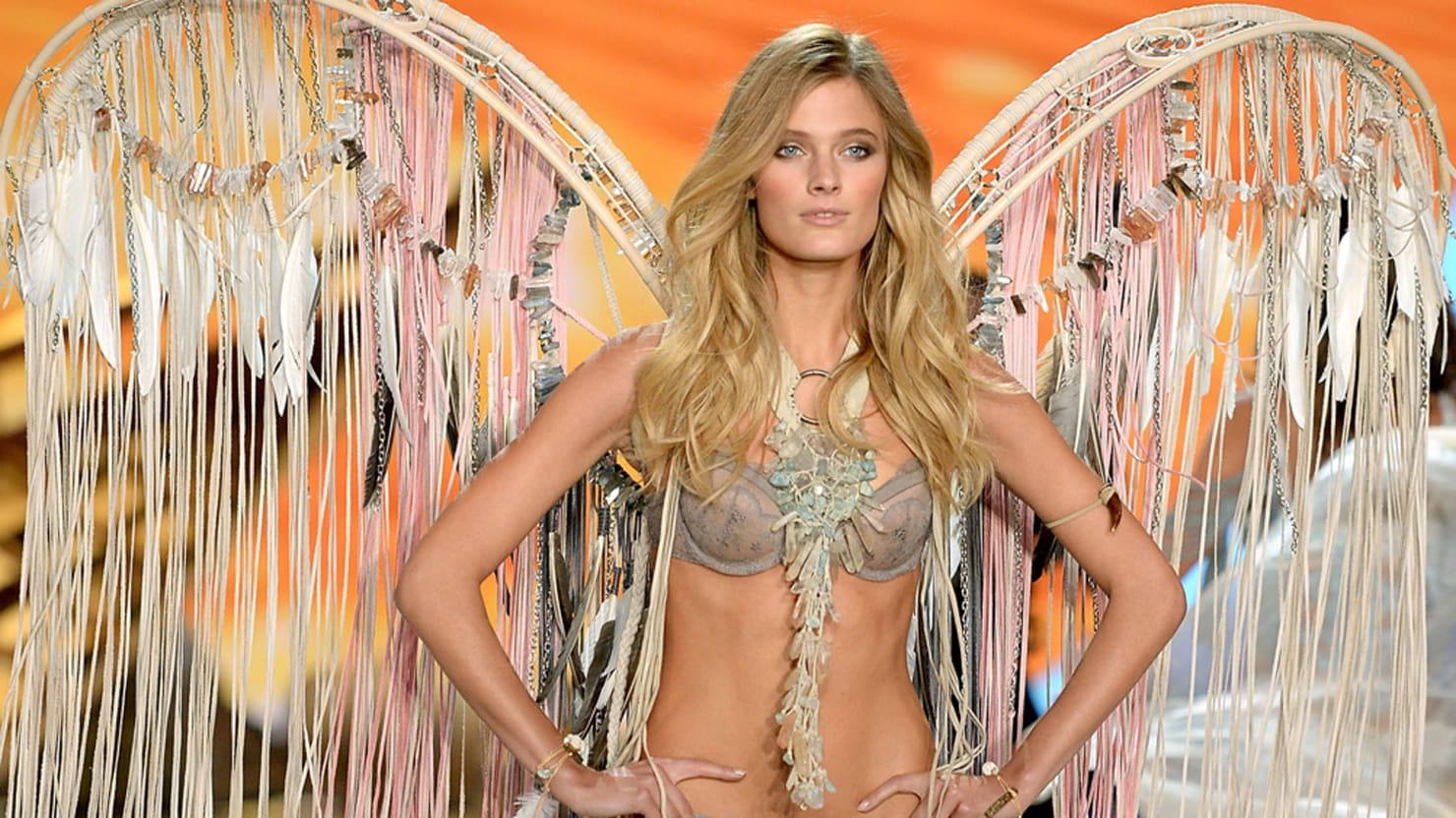 Backstage With the Victoria's Secret Angels