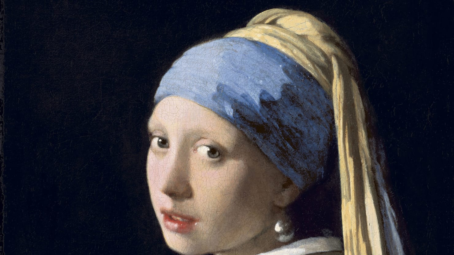 See Girl With A Pearl Earring And Other Dutch
