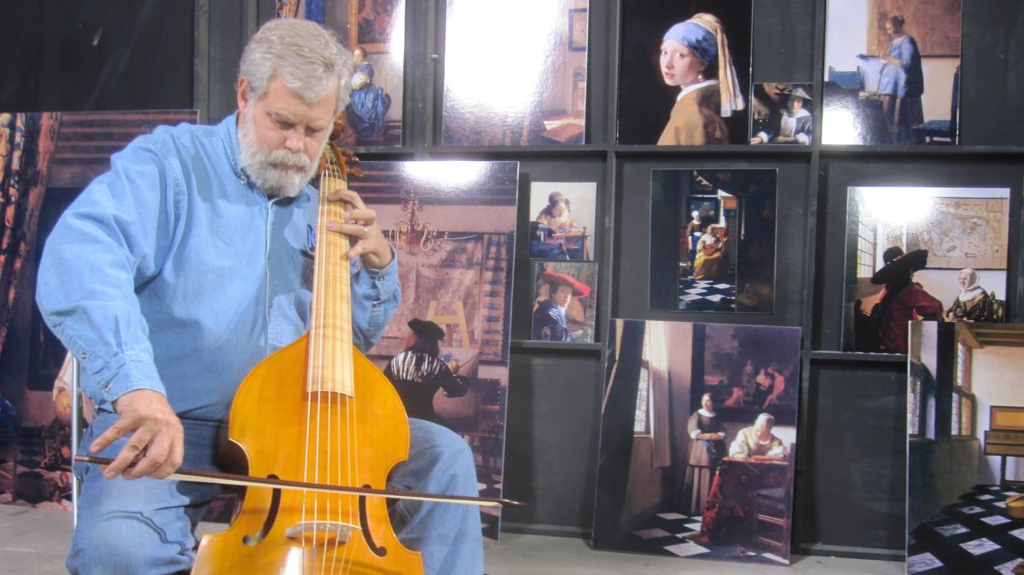 Can You Paint Like Johannes Vermeer, Too?