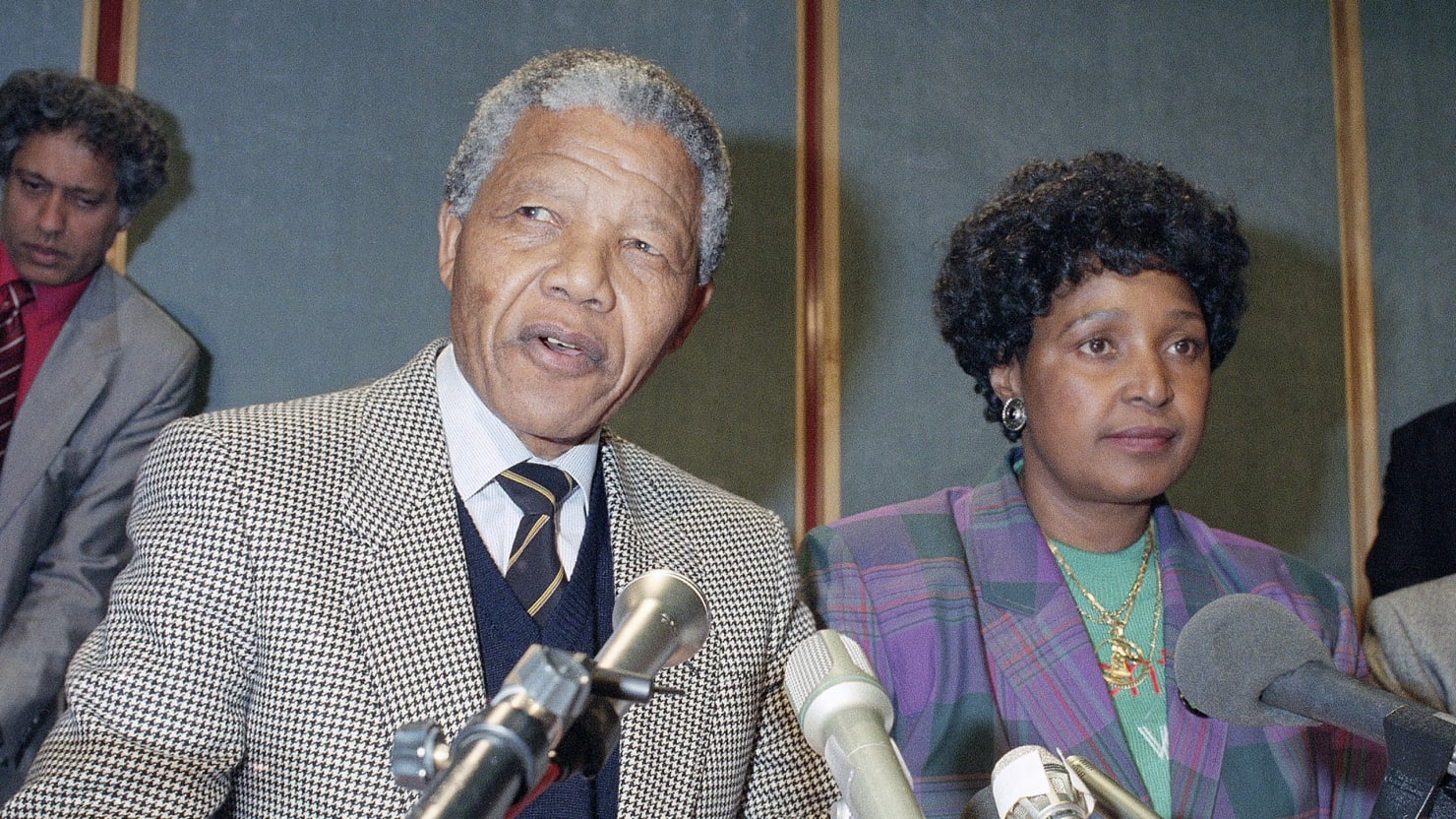 Anger at the Heart of Nelson Mandela's Violent Struggle