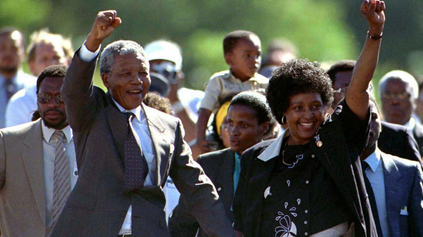 Don't Sanitize Nelson Mandela: He's Honored Now, But Was Hated Then