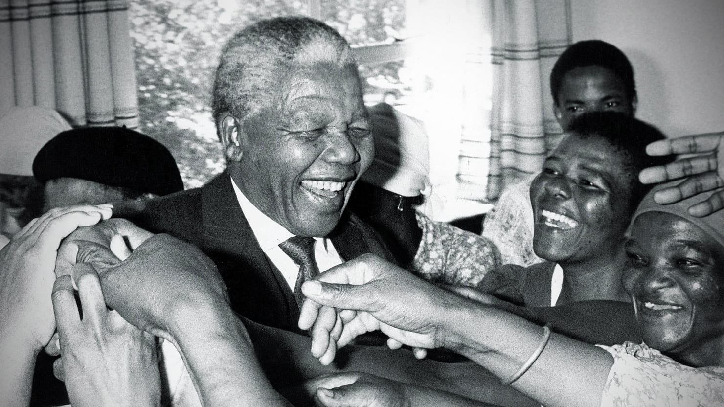 Six Defining Moments from Nelson Mandela's Life (video)