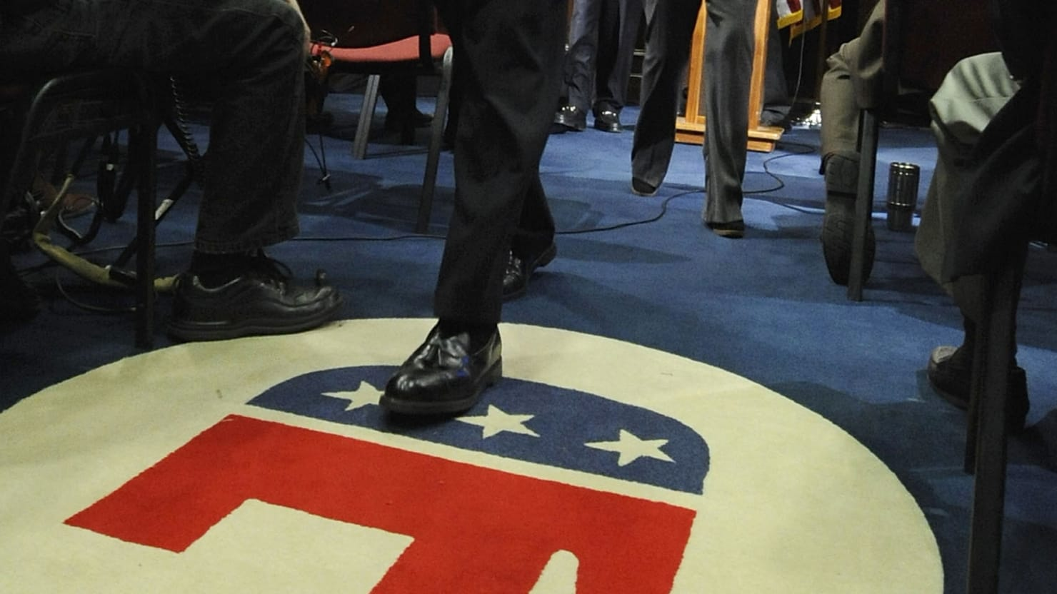The GOP's Incredible Shrinking Big Tent