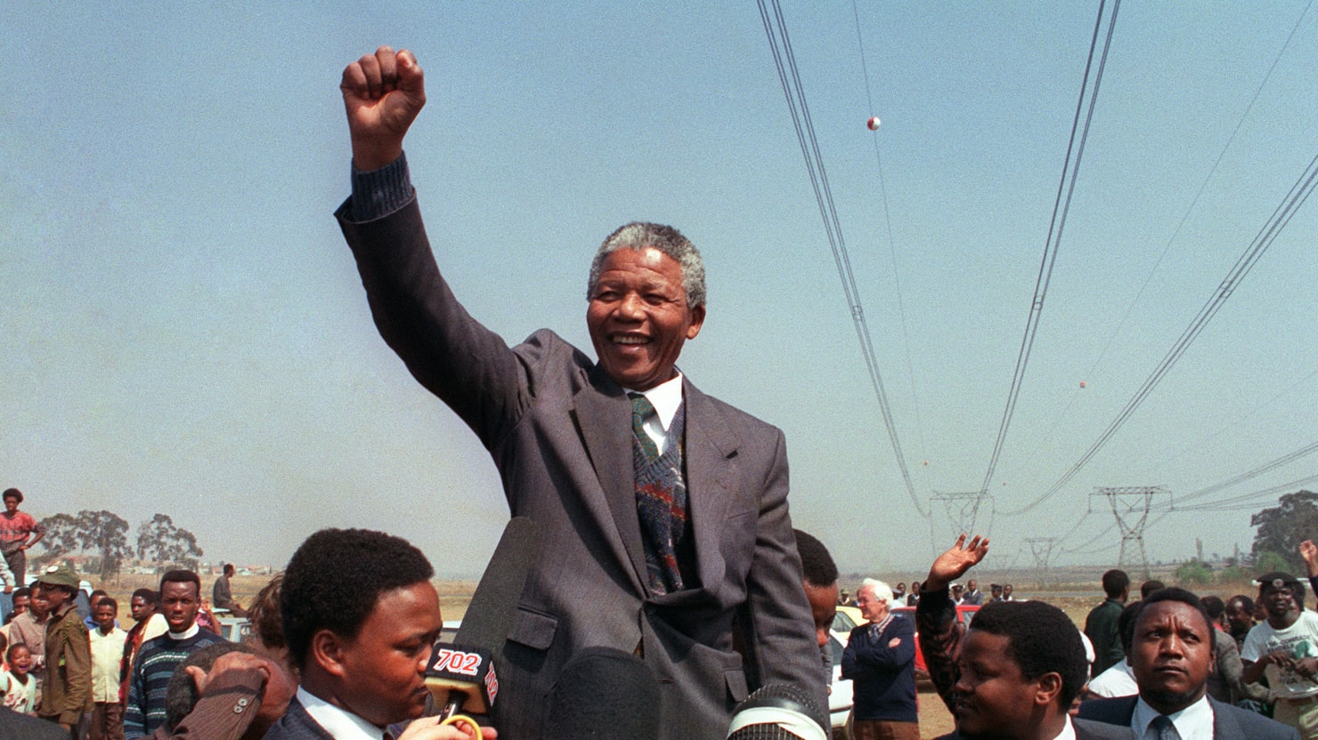 Mandela: The Miracle Maker