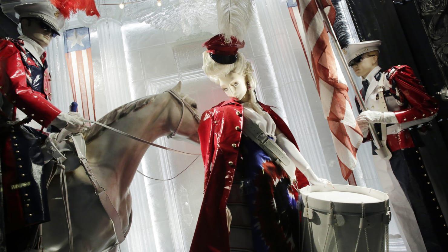 Tales of a Bergdorf Goodman Window Dresser