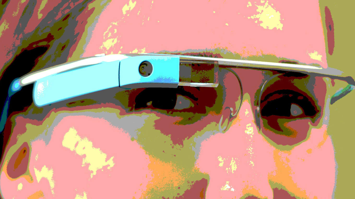 David Datuna Creates Google Glass Art for Art Basel Miami Beach
