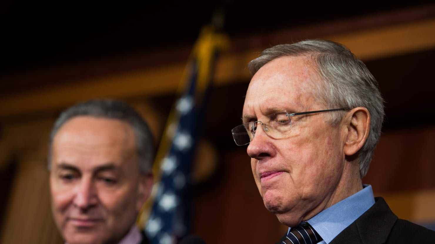 Senate Democrats Just Took Us a Step Closer to the Imperial Presidency