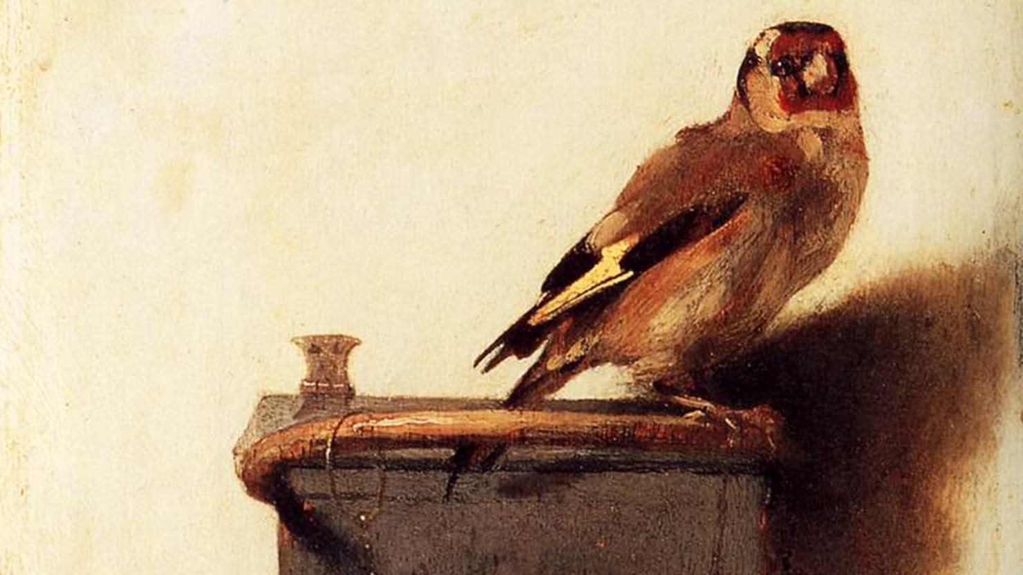 Face to Face With 'The Goldfinch,' the Painting from Donna Tartt's Novel