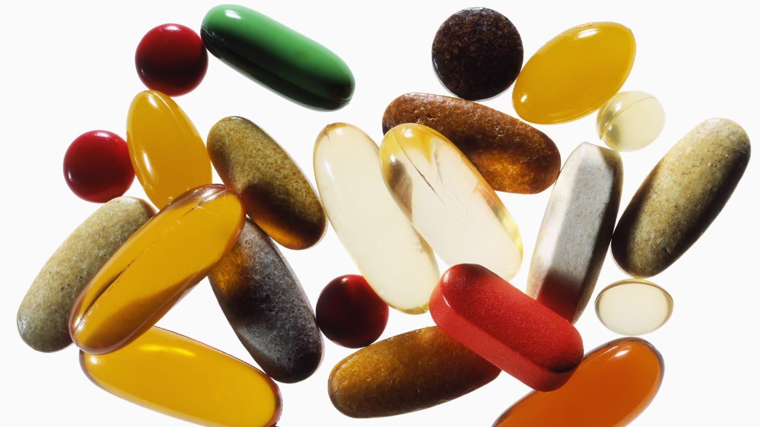 These Are The 15 Supplements to Keep In Your Medicine Cabinet