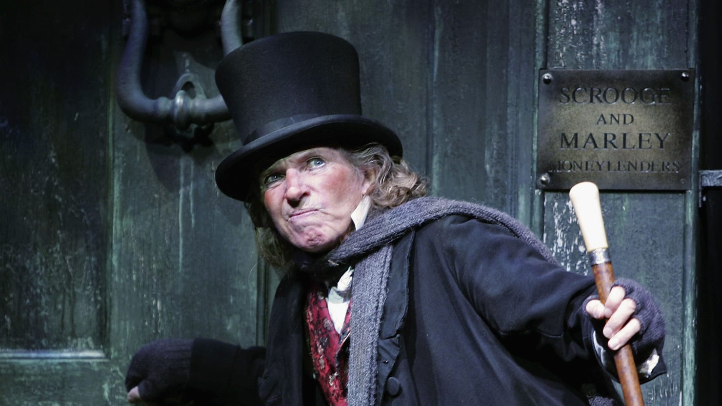 The GOP Decides to Play Scrooge as Millions Lose Benefits