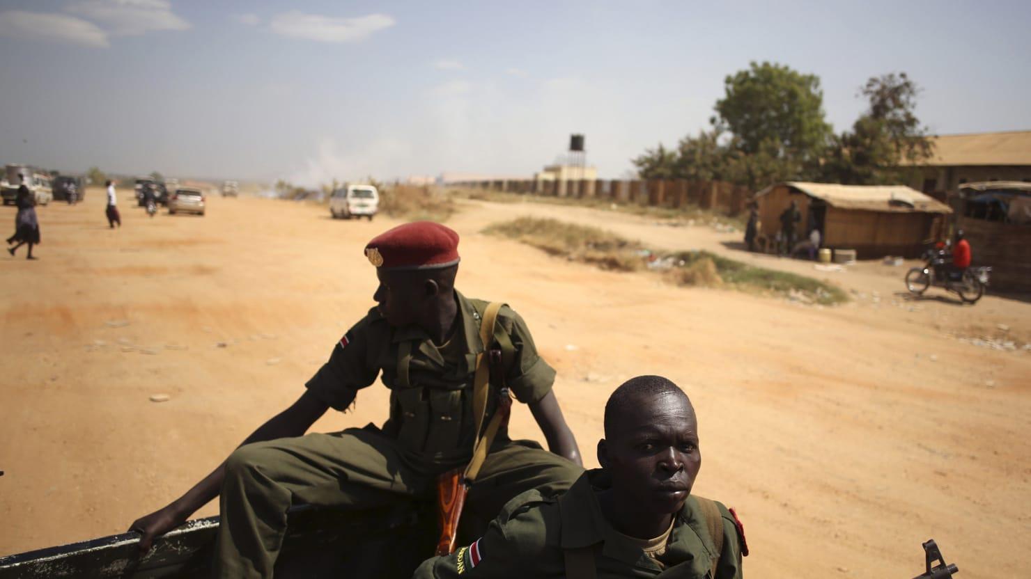 sudans civil war