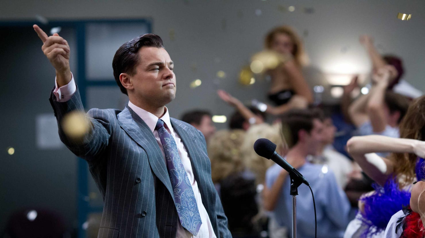 Finally! 'The Wolf of Wall Street' Is Hollywood's First 1990s Period Piece