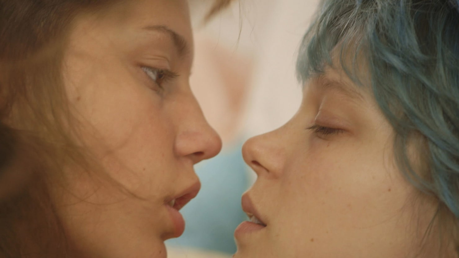 the 10 best movie sex scenes of 2013: 'blue is the warmest color