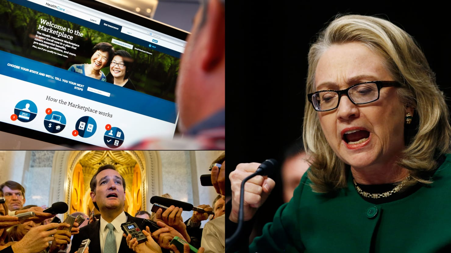 Six Events From 2013 That Will Affect the 2016 White House Race