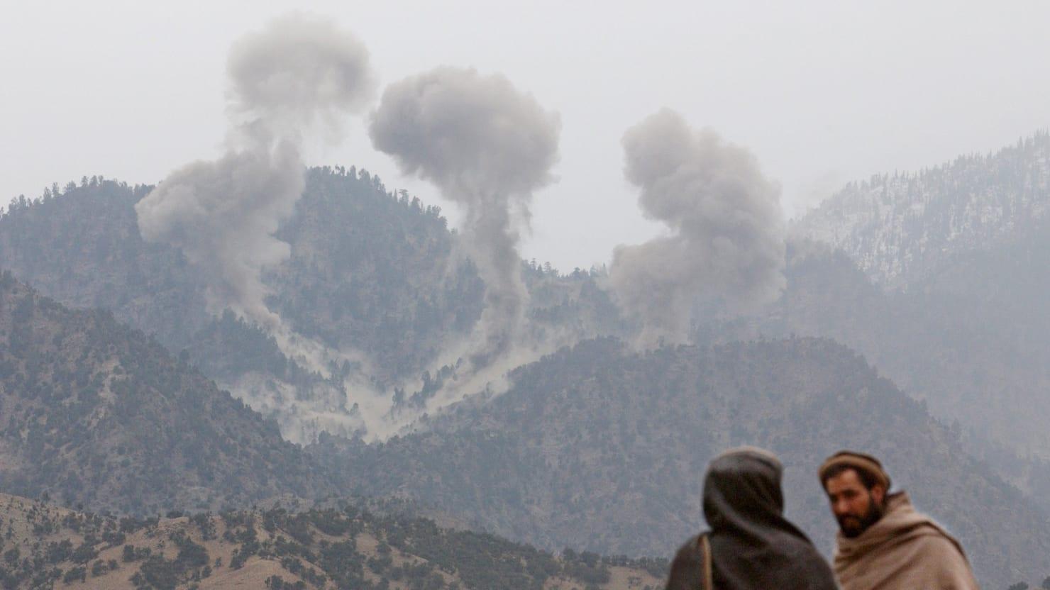 How Bin Laden Escaped in 2001—The lessons of Tora Bora