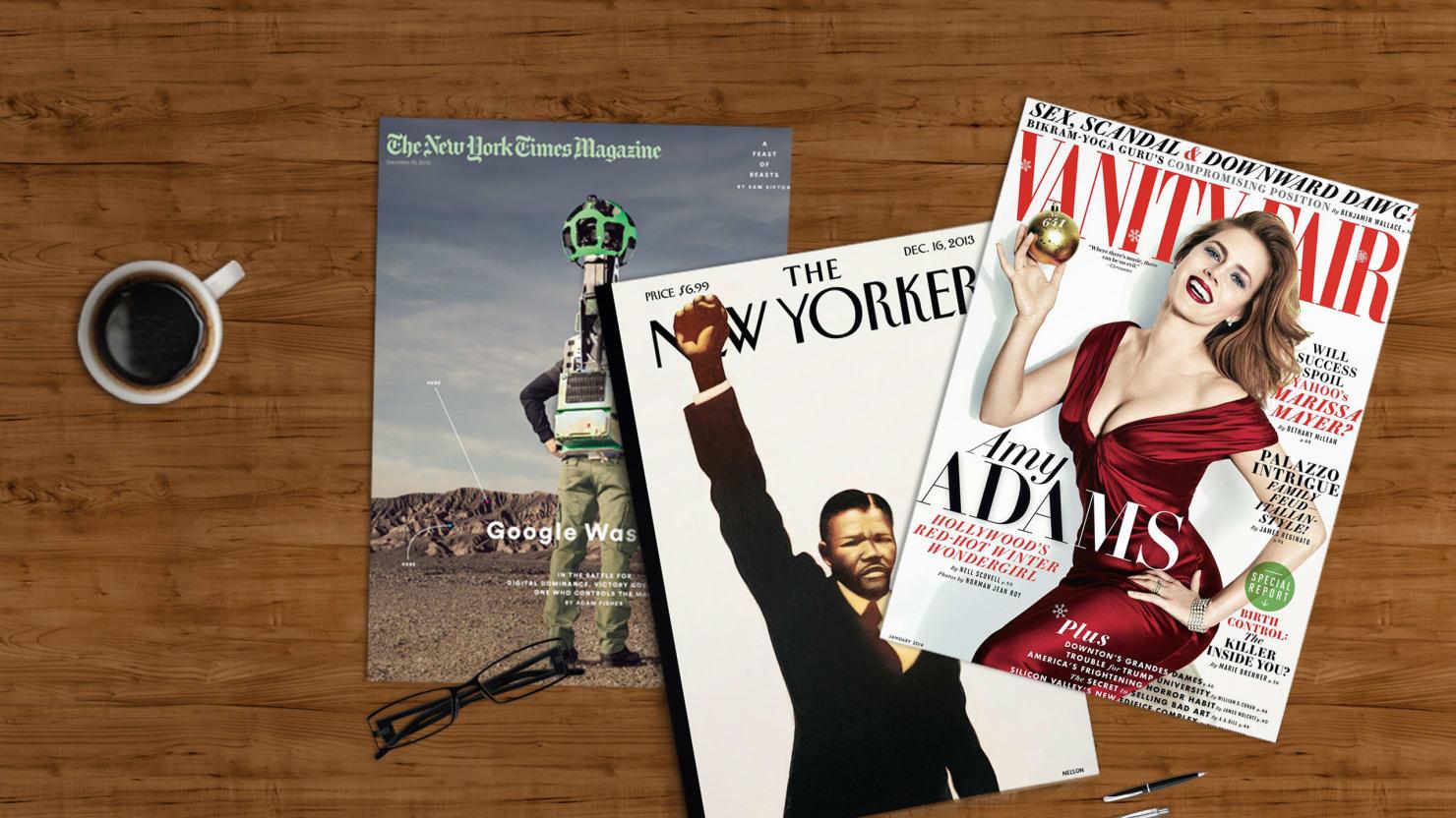 The Week's Best Longreads for December 14, 2013