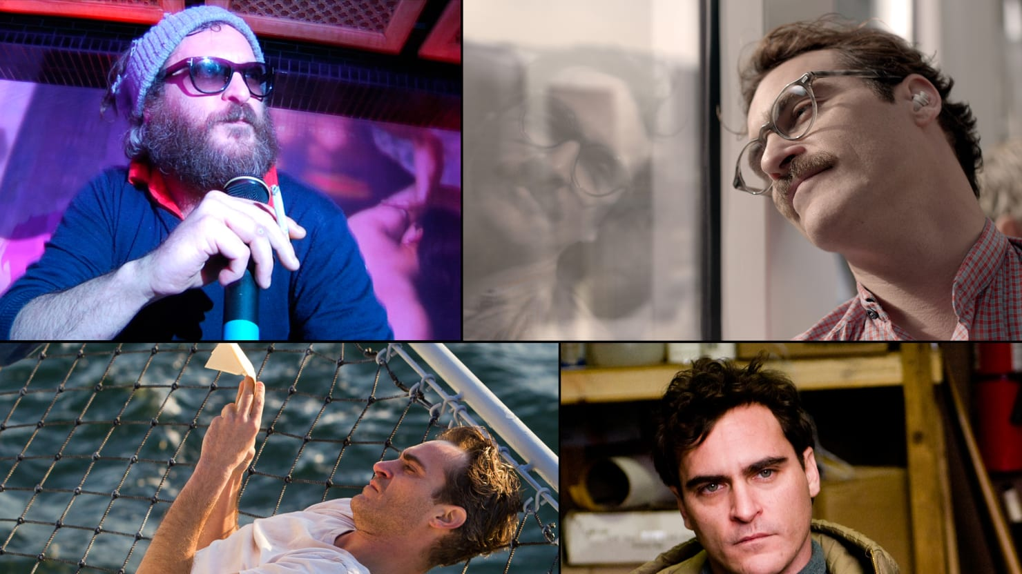 Why Joaquin Phoenix, Who Wows in 'Her,' Is the Greatest Actor Alive