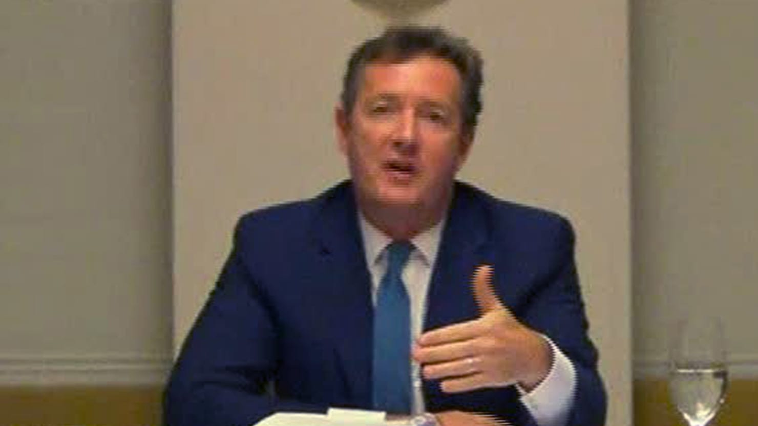 Piers Morgan asked to explain phone hacking comments