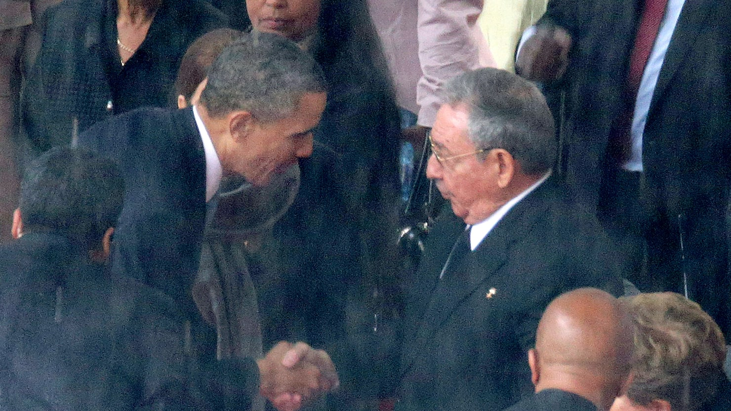 Raul Castro Reaches Out to Obama, But Don't Call It a Thaw