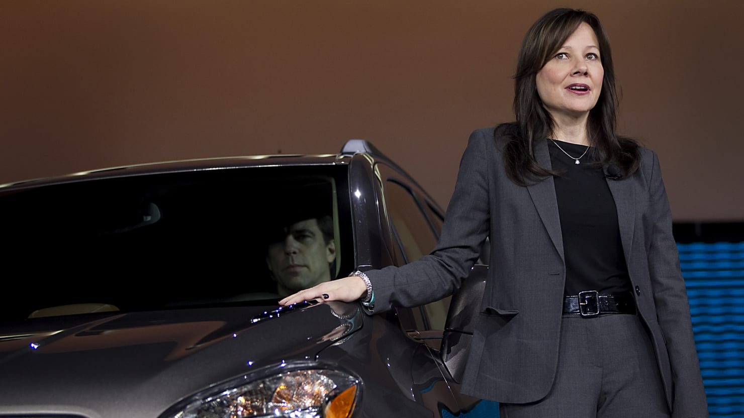 Mary Barra Daughter