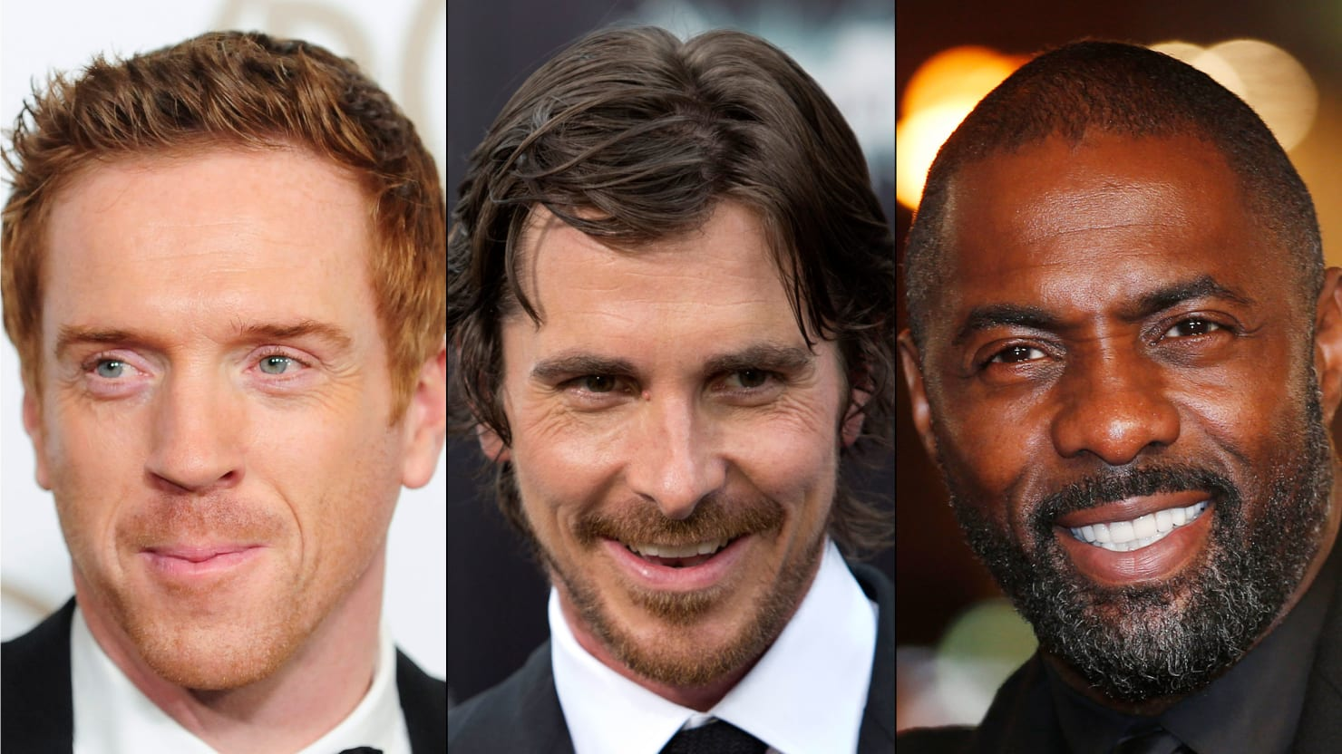 You're Not American?! Christian Bale, Chiwetel Ejiofor & More Actors Who Are Actually British