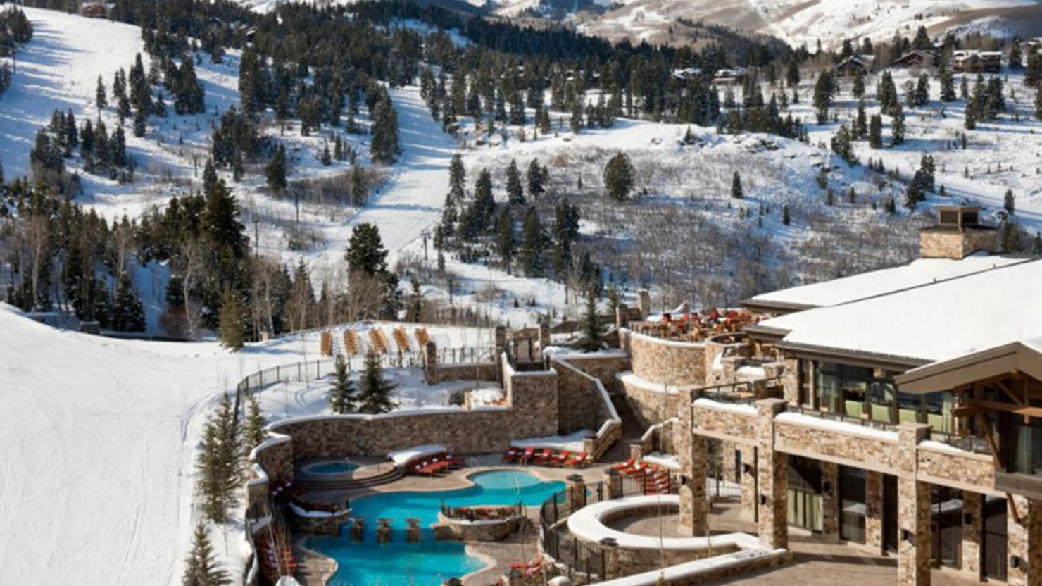 Hit the Slopes: The Best Ski Resorts and Hotels in the U.S. (Photos)