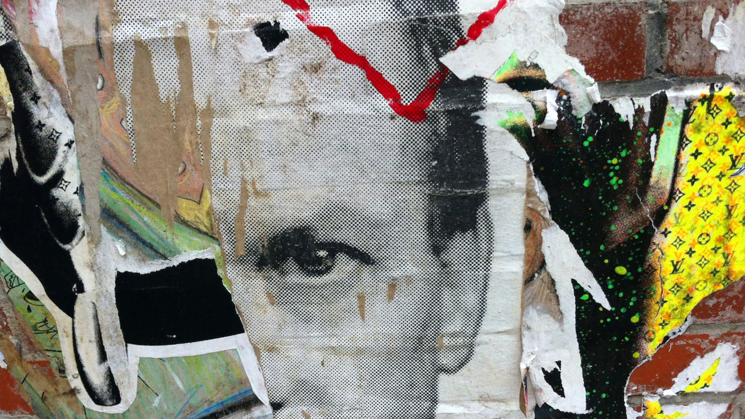 Joel Grey Finds Art in Decaying Billboards and Weathered Signs