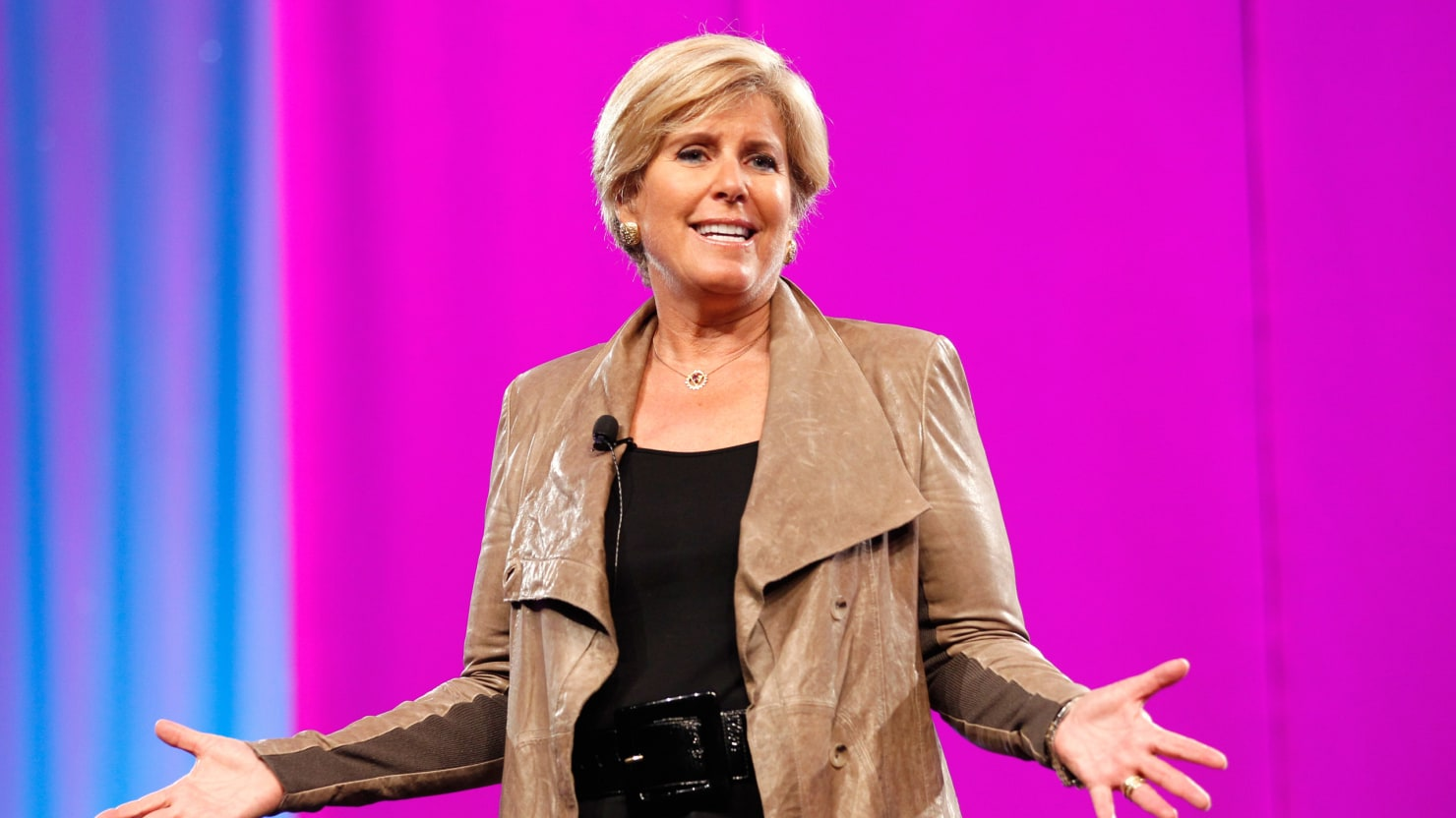 Can Suze Orman Save America?