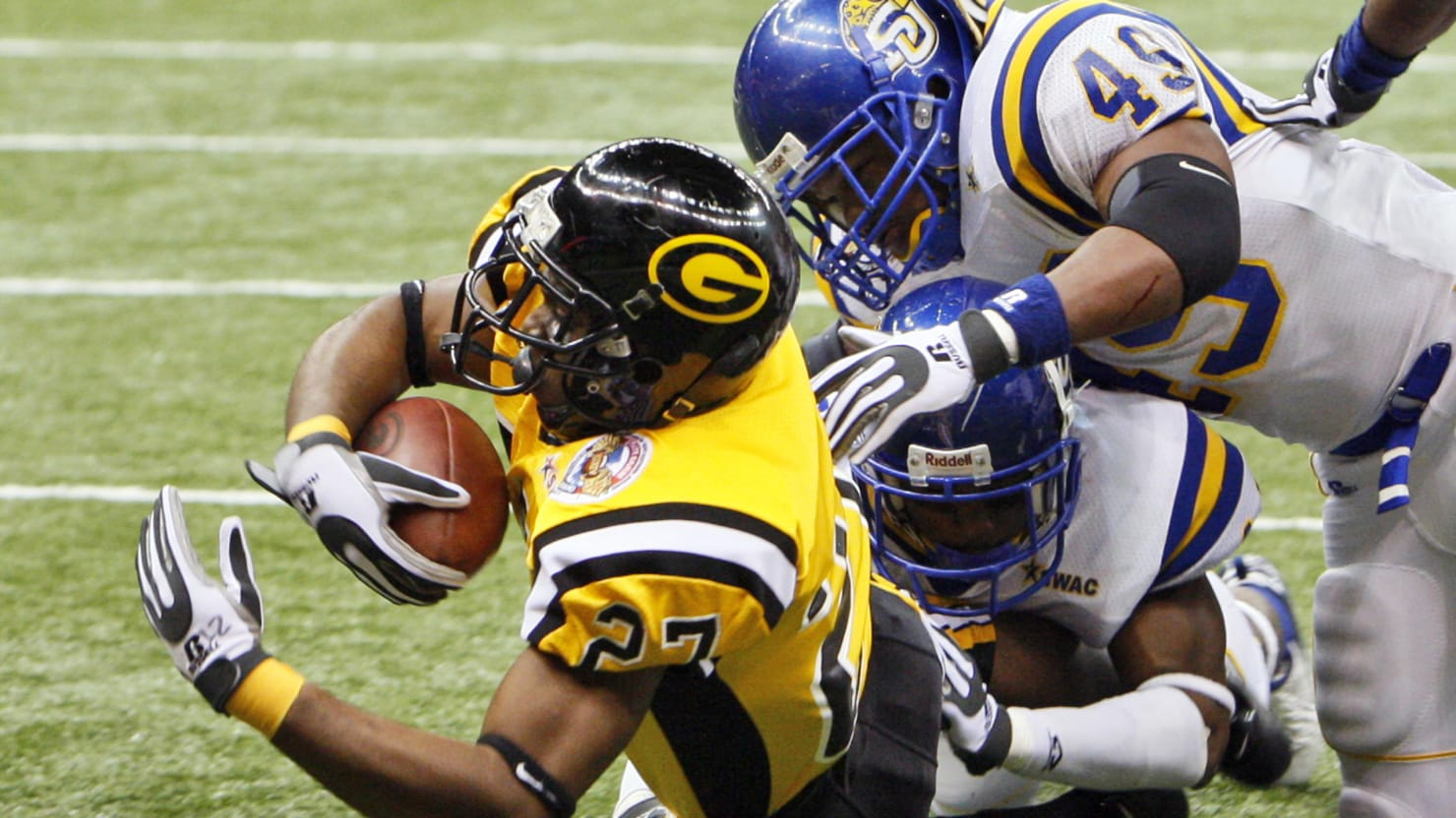 Valley Auto World >> A History of Grambling University Football: The First Shot in Player Liberation