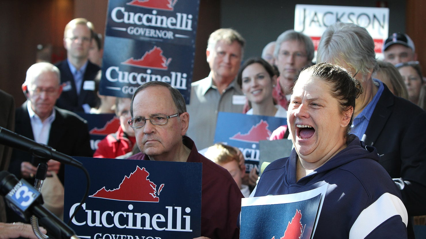 The Virginia Gubernatorial Race's Recipe for America