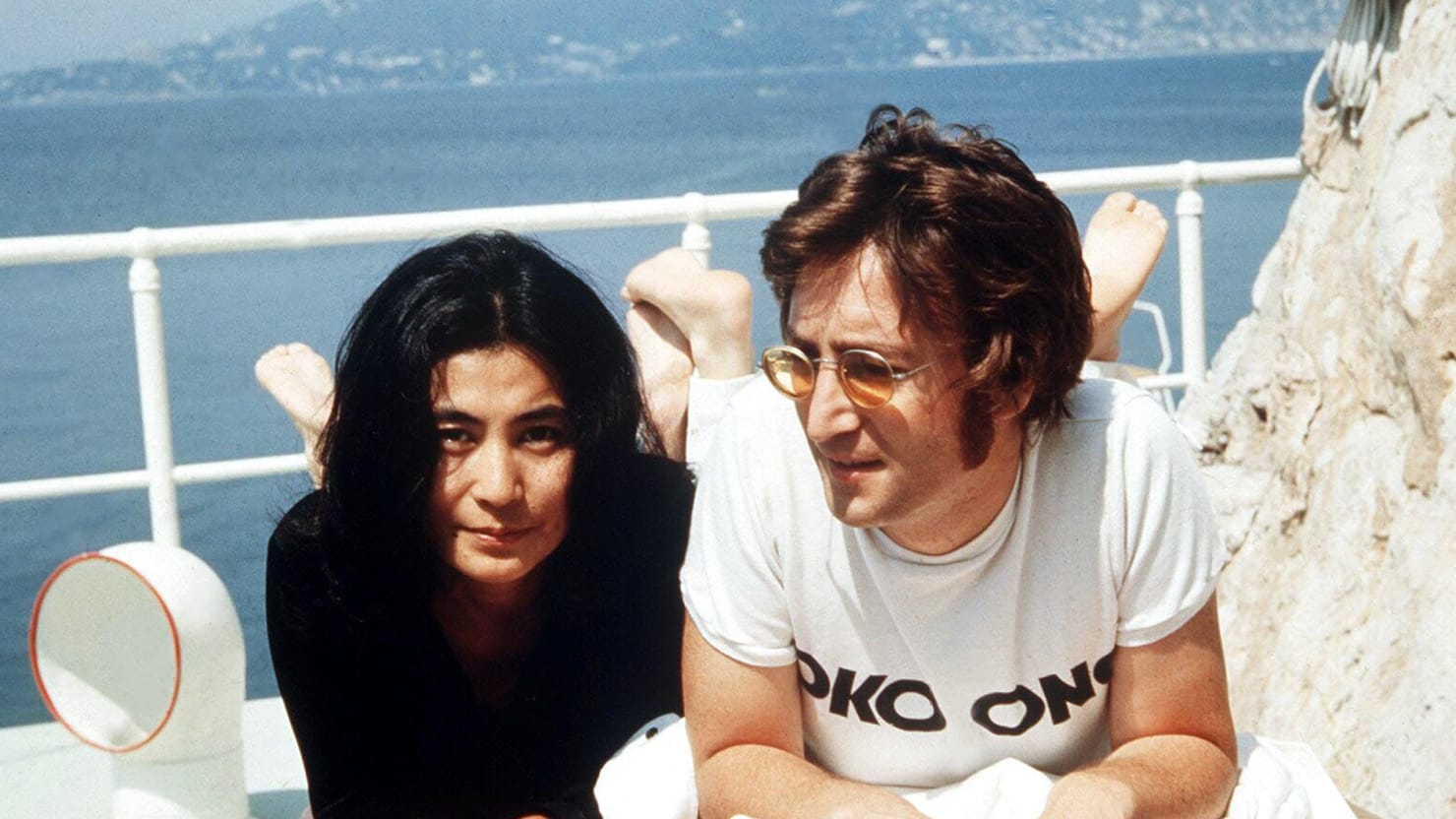 How John Lennon Rediscovered His Music in Bermuda