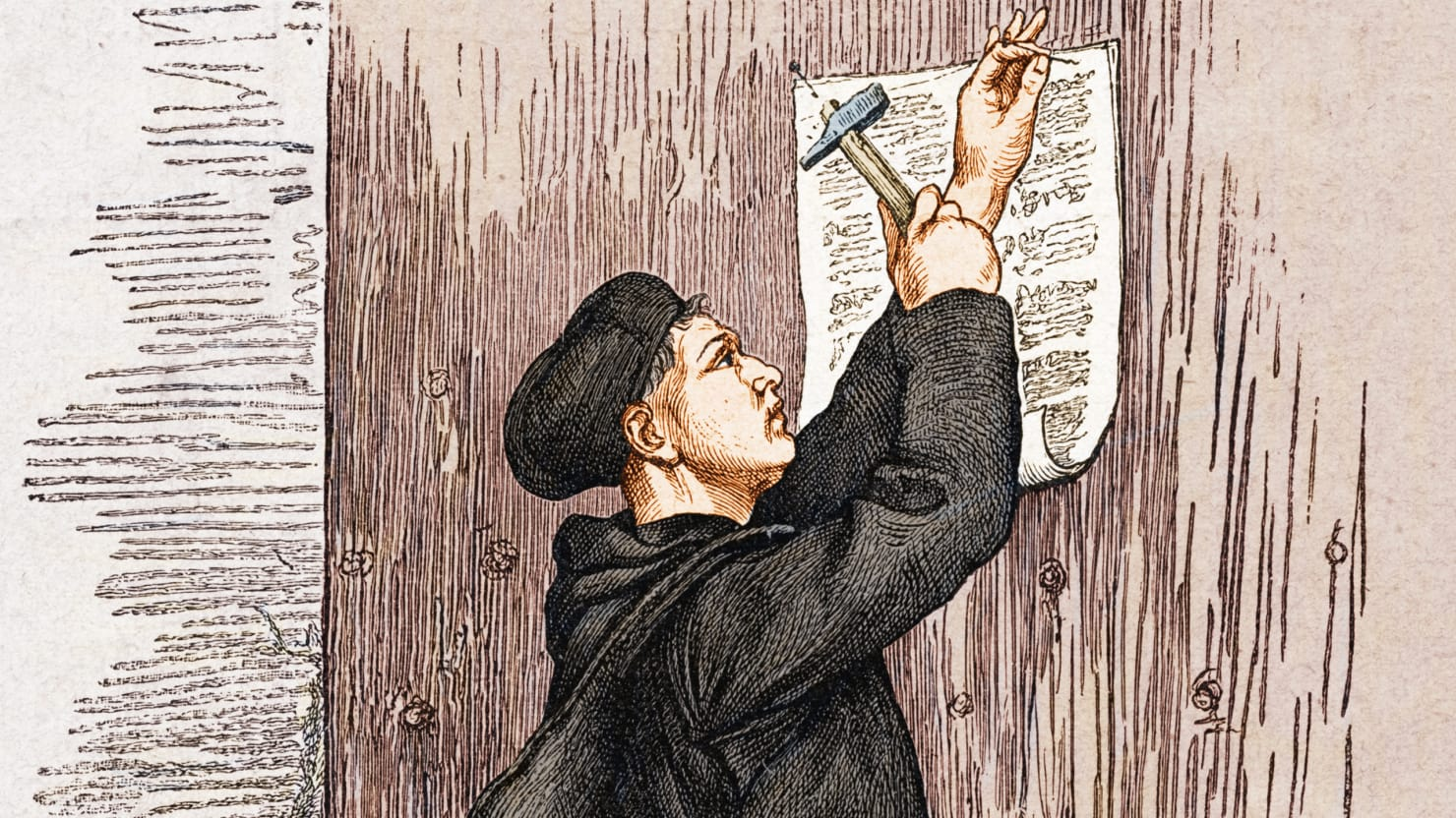 The Invention of the Ego in Martin Luther's Defiance