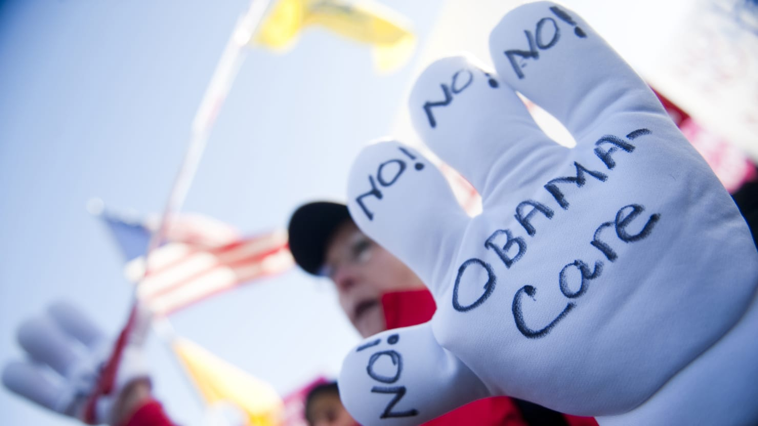 What's Really Obstructing Obamacare? GOP Resisters