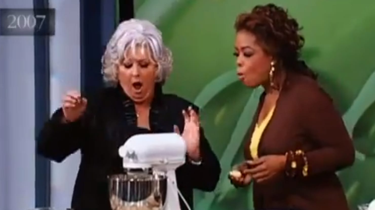 Top 5 food network flubs from julia child to rachael ray - Julia child cooking show ...