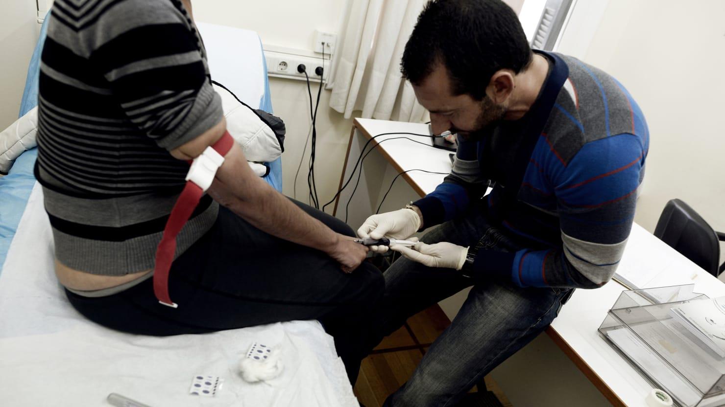 U.N. Apologizes For Greek HIV/AIDS Report