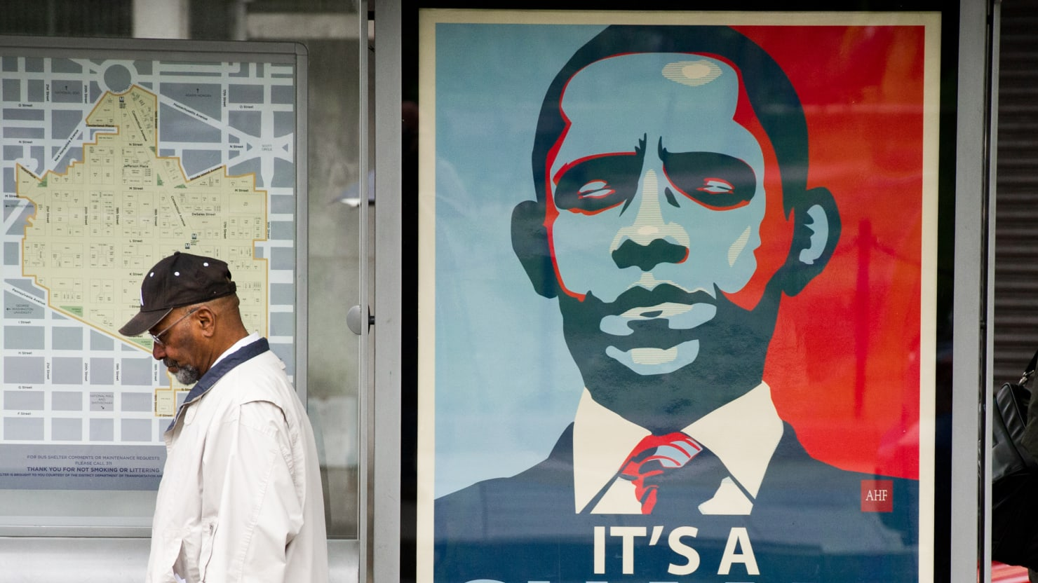 Americans Don't Like Obama's Job Performance—or Him
