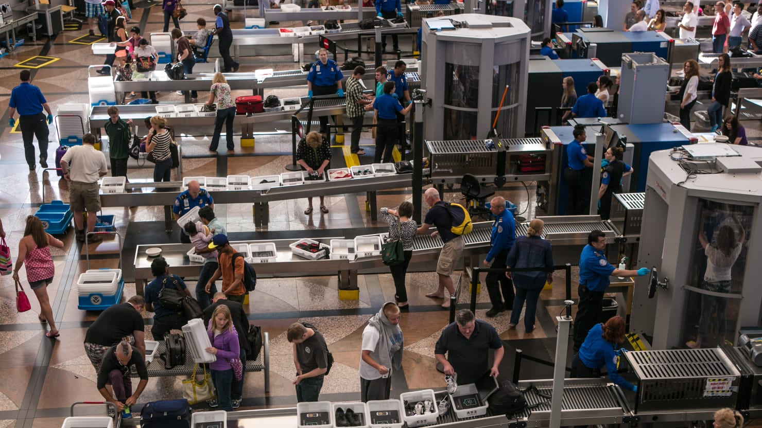 How to Skip the Airport Security Line During Thanksgiving